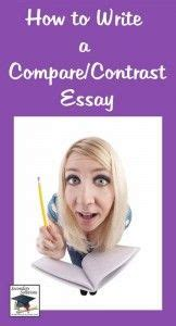 Good Examples of Compare and Contrast Essay Topics for